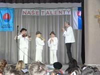Naše talenty